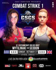 Mytilinaki vs Seddon